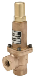 K-15, High Pressure, Angle By-pass Valve
